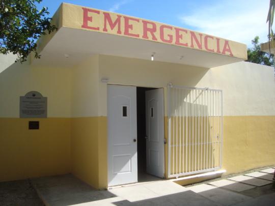 Emergency Unit for a Communitarian Health Center