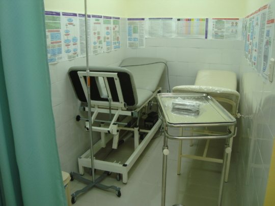 Emergency Unit for a Communitarian Health Center