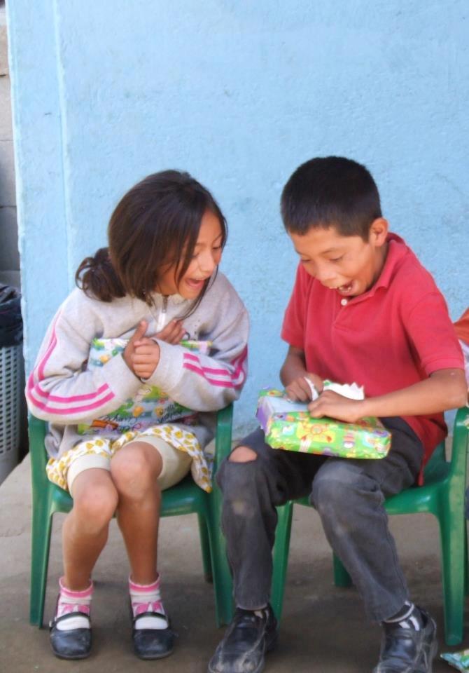 Celebrate over 1000 children in Latin America