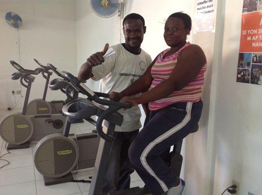 Keeping Haiti healthy
