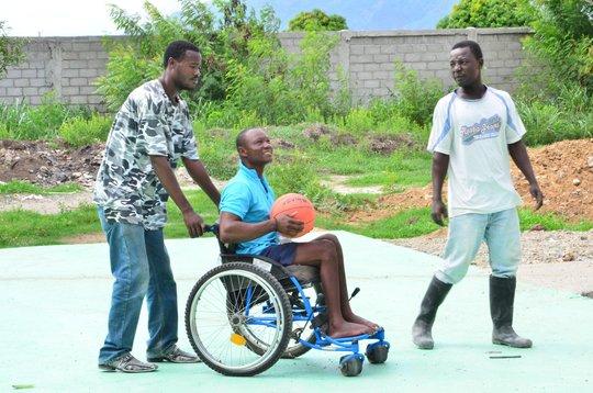 Inclusive Sports Center