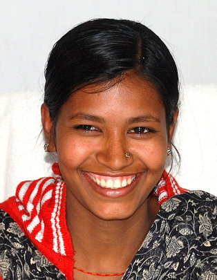 Help Girls like Shethal learn -  need 10 computers