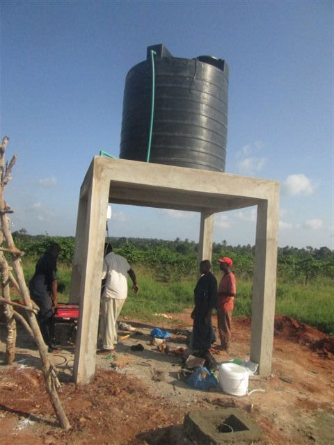 Borehole and Barrel