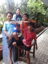Children in Jakarta