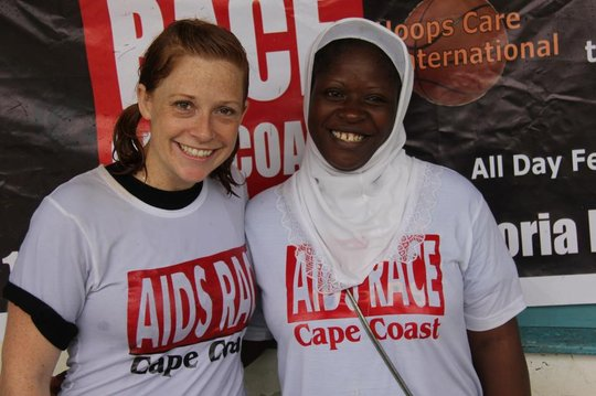 Educate 10000 People on HIV/AIDS in Cape Coast