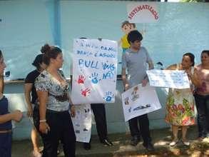 Students applying the CDI Methodology 1