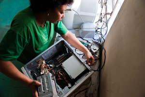 Refurbishing used computers