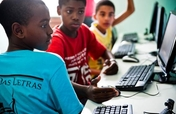 Empower residents of Rio's favelas through ICT