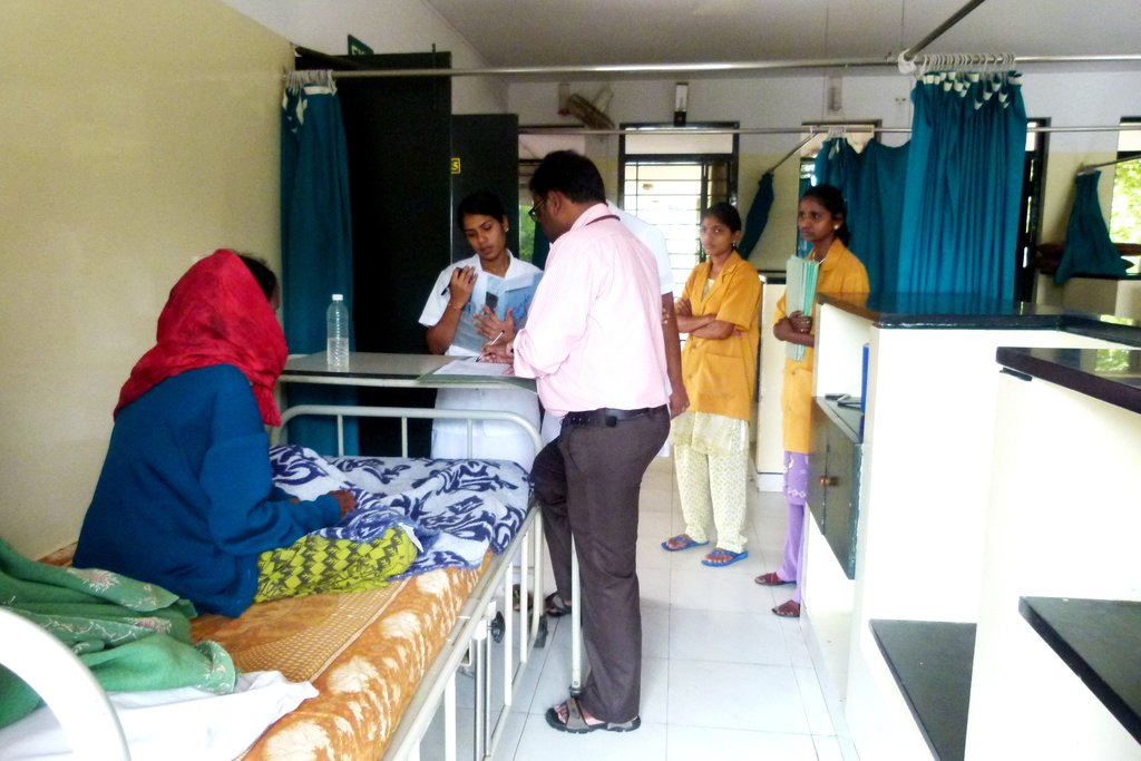 Care for terminally ill cancer patients