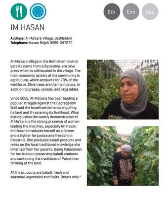 Here is Um Hasan's page in the guide