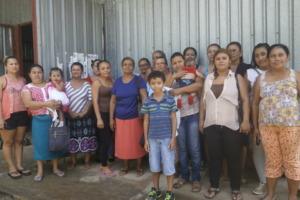 Ochomogo women eager to join the program