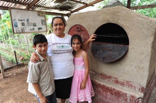 Heliodora started a bakery with her improved oven