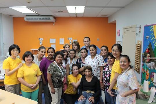 Give burn survivors access to rehabilitation