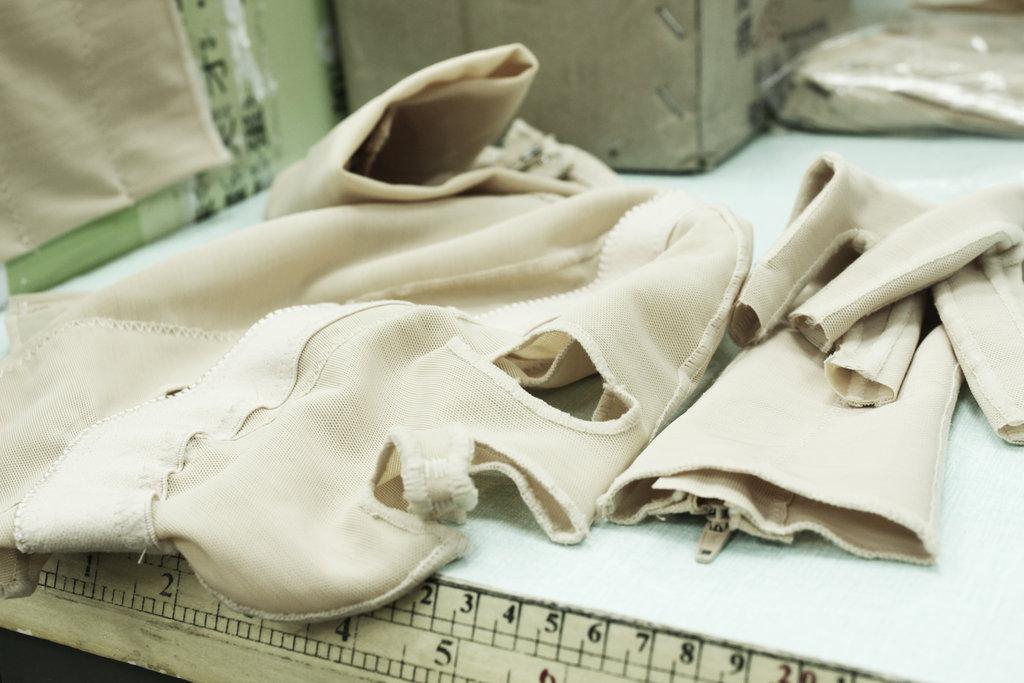 Pressure garments are crucial in burn rehab