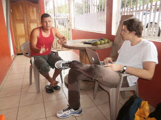 Aunner tells Mack how clean water changed El Tule