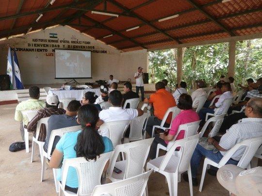 World Water Day in Nueva Guinea