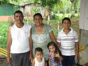 Miguel's family stays healthier with clean water