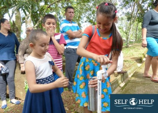 SHI: Safe Drinking Water for 20,000 Rural Families