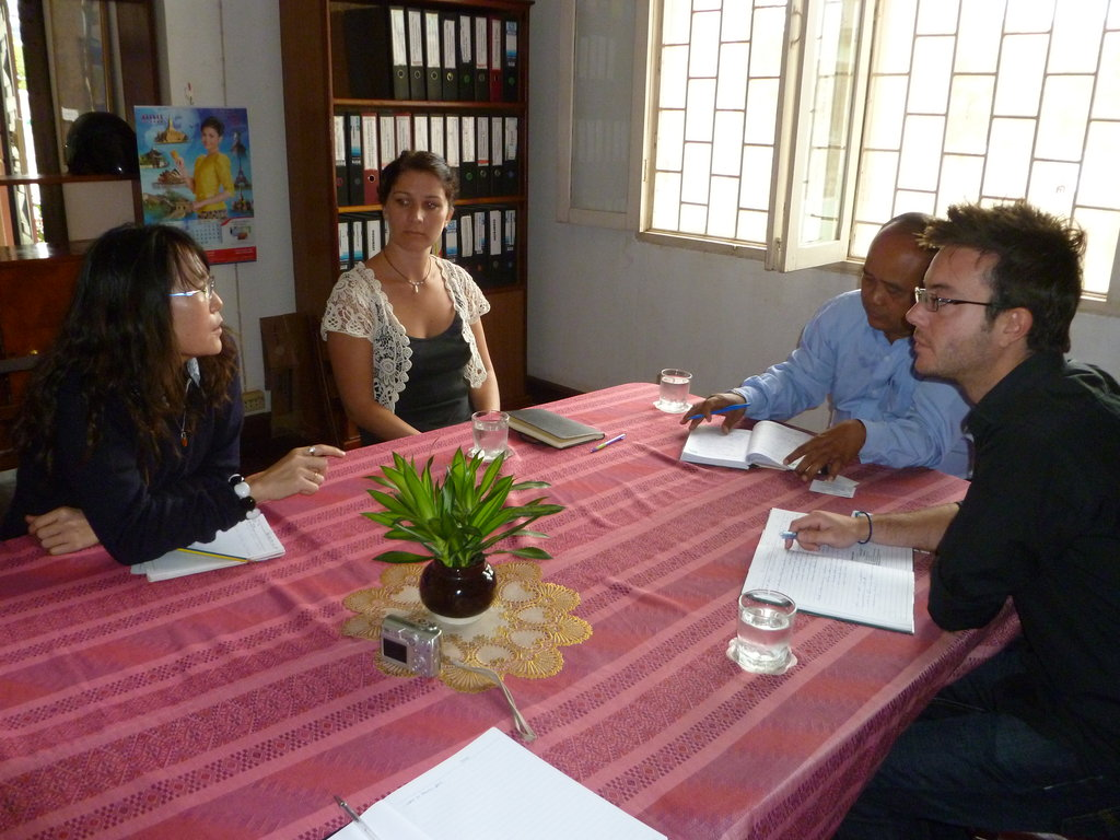 Research & Capacity Building for New Partnerships