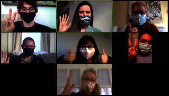 RA's Advocacy Team