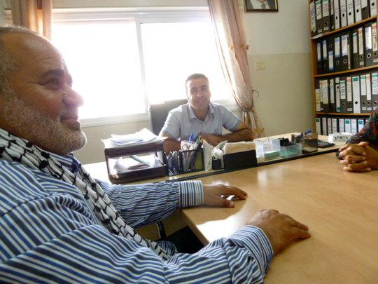 Meeting of Mayors: Al Aqaba & Wadi Foquin