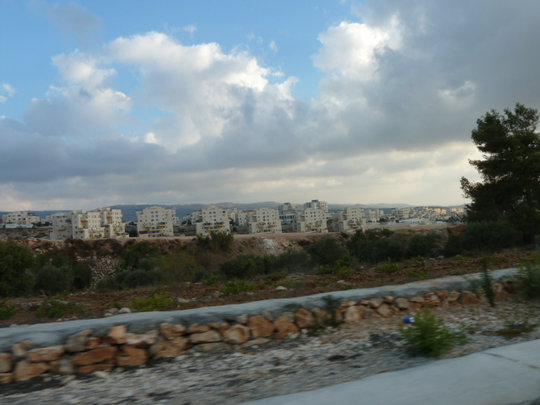 Settlement of 40,000 people nearing heart of town