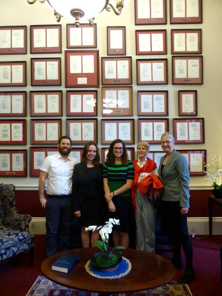 Our SaveSusiya Team at Rep. Anna Eshoo