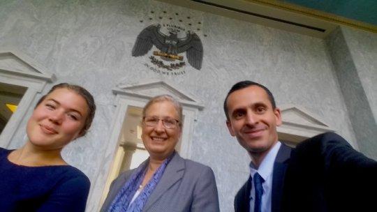 Selfie in Congress