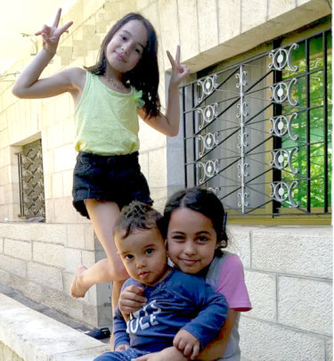 The Sumarin Grandchildren