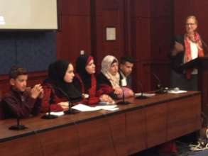 The 2019 #ICareAboutPeace Congressional Briefing
