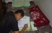Give Schooling and Housing to Thinley