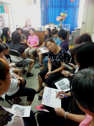 Capacity building for marginalized women's project