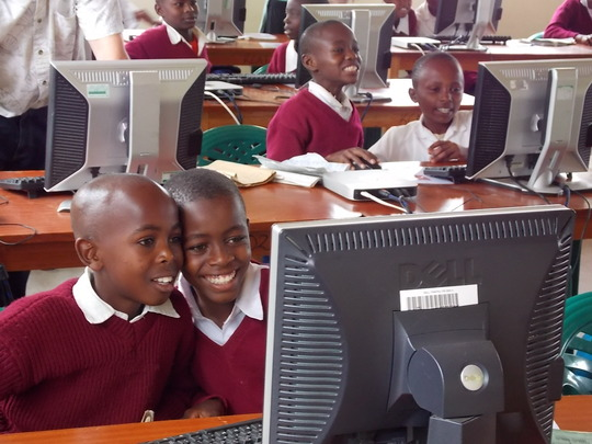 Learning new technology is pure joy for our kids!