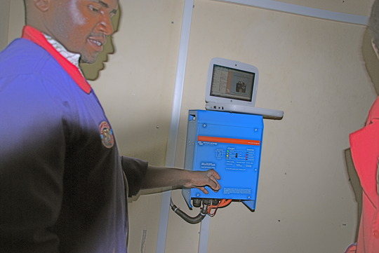 21st Century Connections in Rural Kenya