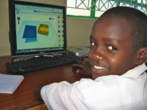Kambiti student designs a solar box using CAD
