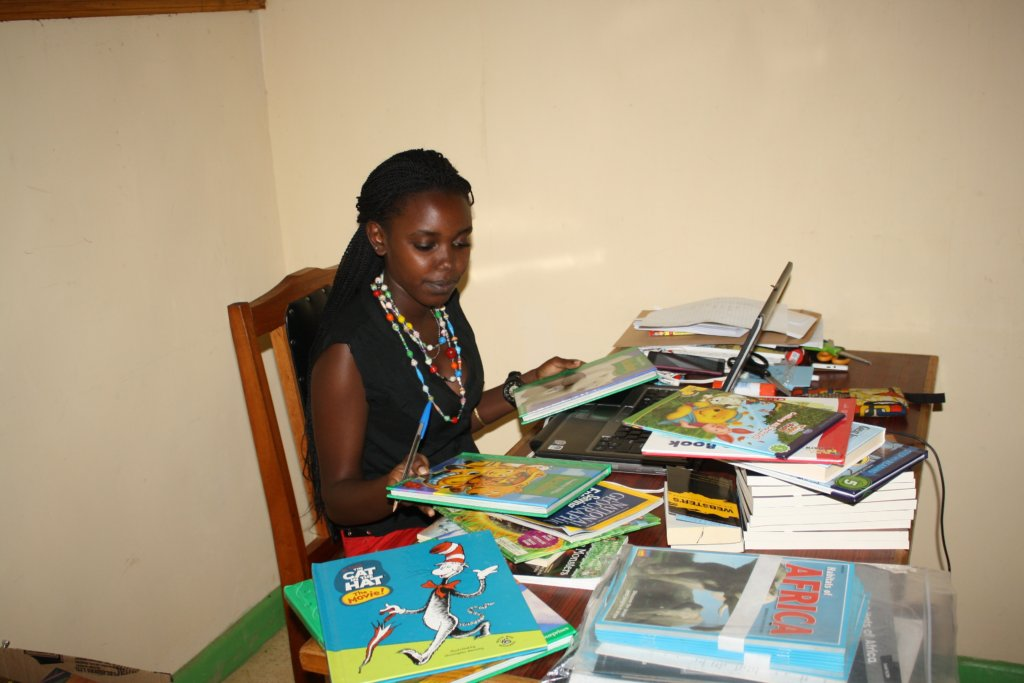 Cataloging Books for the LRC Library