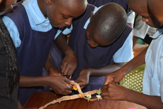 Global Doctors: DNA Level UP Village Class