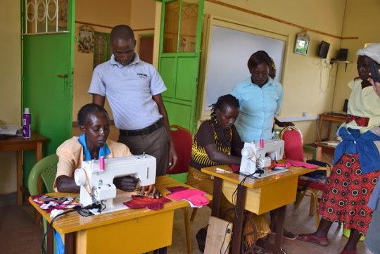 Creating reusable sanitary pads