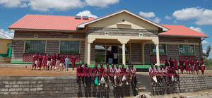 Kenya Connect's Learning Resource Center
