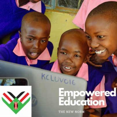Empower, Engage, Educate in Rural Kenya!