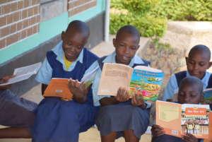 Reading Kenyan Authored Books!