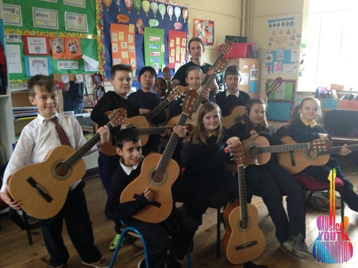Guitars for Kids Group - Cork
