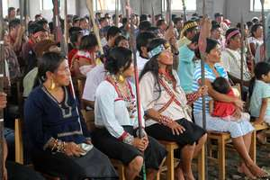 Indigenous women on the front lines