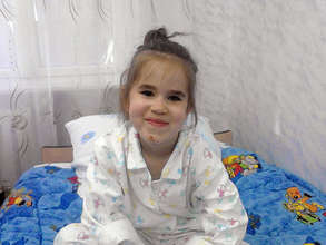 Mihaela L., 6 years old
