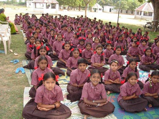 ENSURING ALL THE CHILDREN GO FOR SCHOOLING