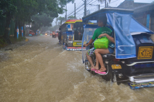 You provided relief when floods affected Banaba!