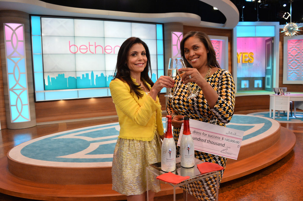 Bethenny Frankel and DFS CEO, Joi Gordon