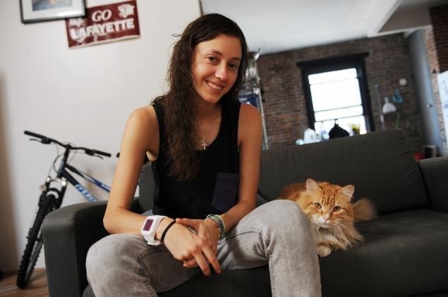 Ms. Bero (Photo Credit Susan Watts, NY Daily News)