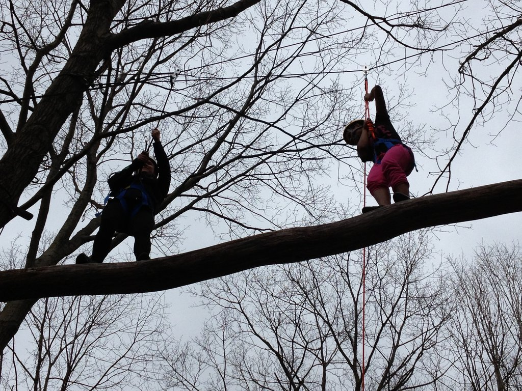 Ramapo Ropes Course - Navigators