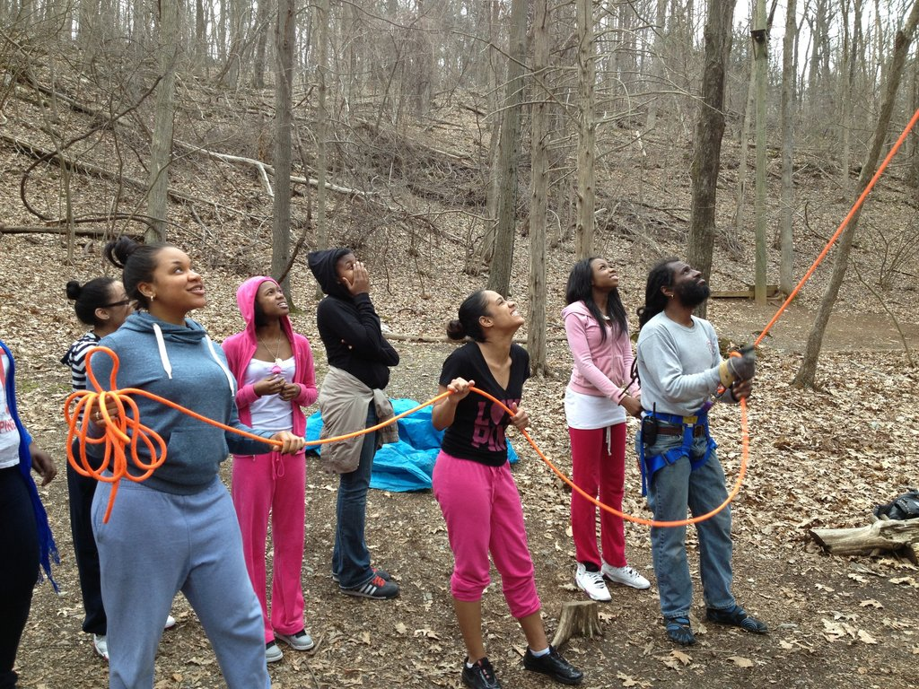 Ramapo Ropes Course - Supporters